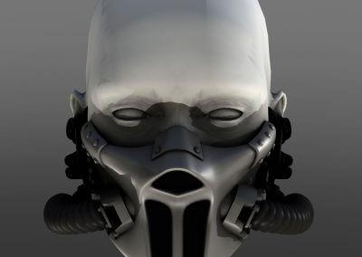 Oxygen Debt Mask