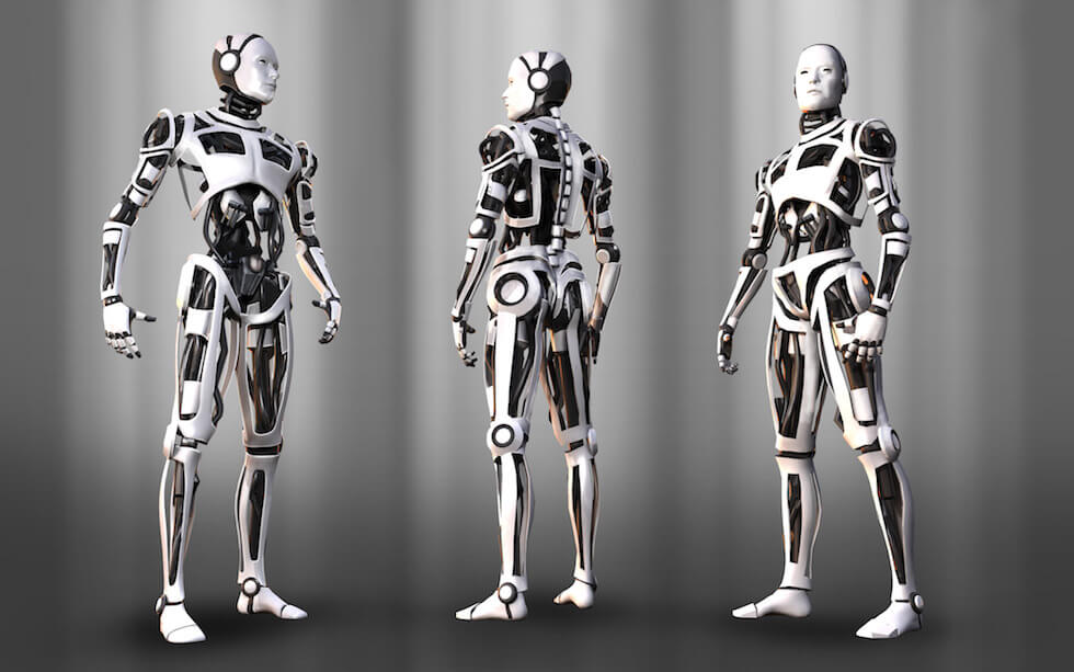 ReCO2gnition book illustration robots