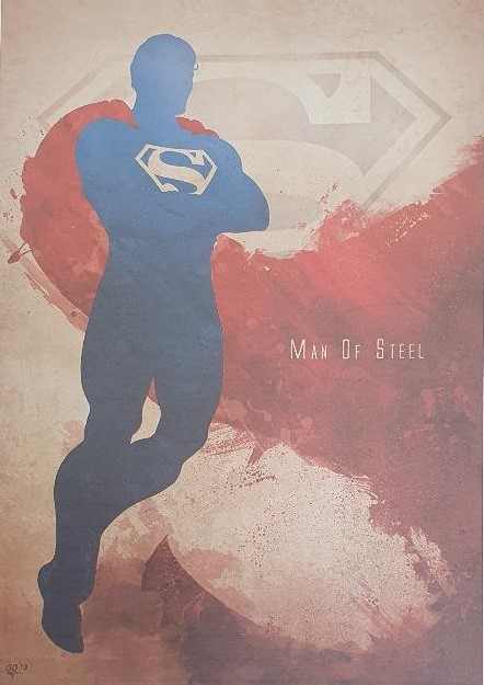 Dr. Richards the real Man of Steel